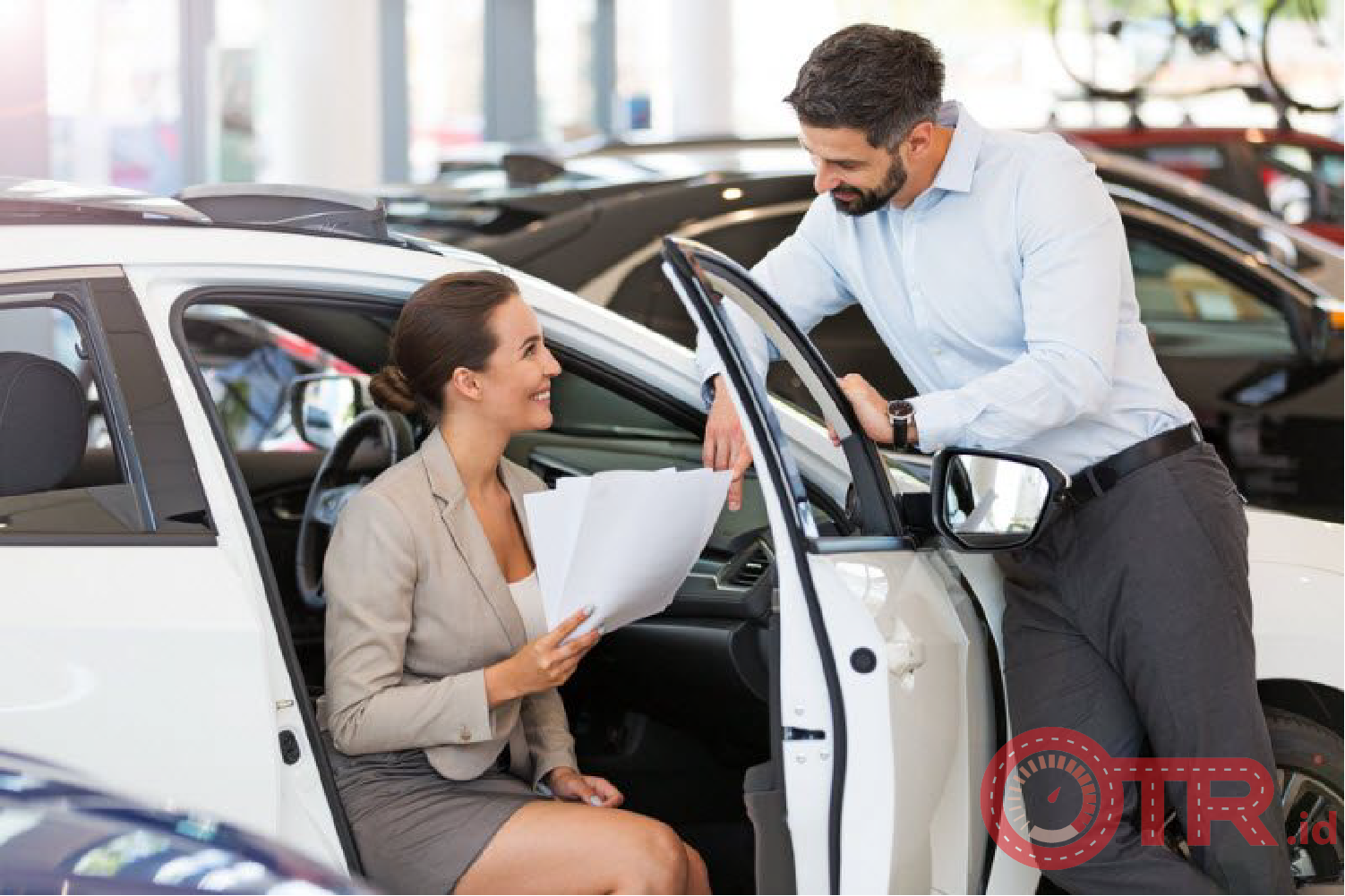 Beli Mobil Baru? Pilih DP Ringan atau Cicilan Ringan OTR.id