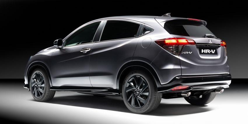 Eksterior Honda HRV 2020 OTR.id