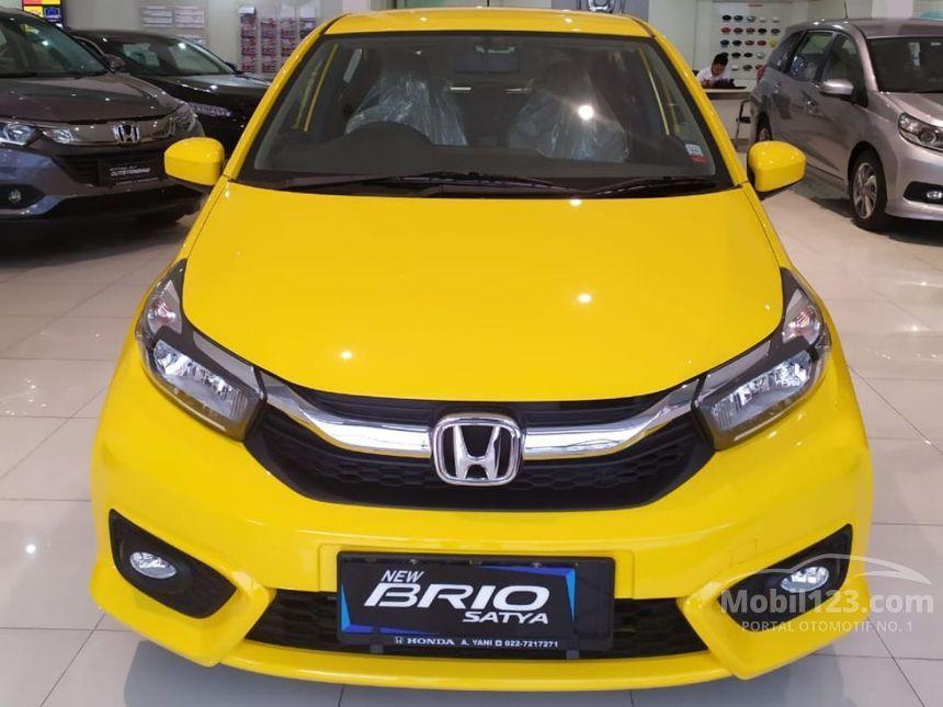 Honda Brio Satya OTR.id