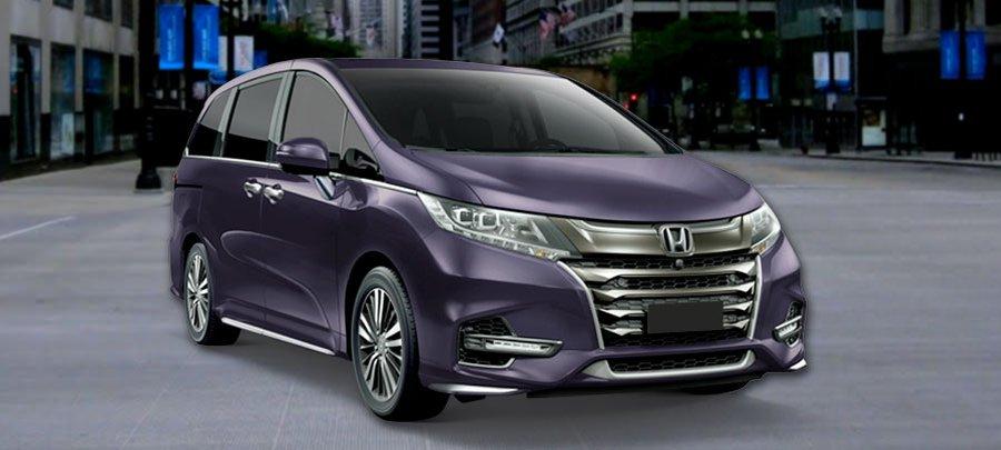 Honda Oddysey OTR.id