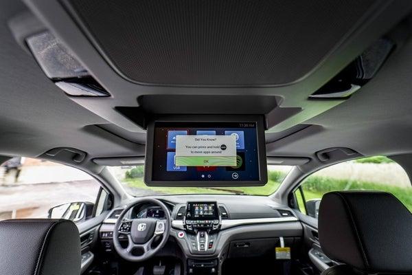 Interior Honda Oddysey OTR.id