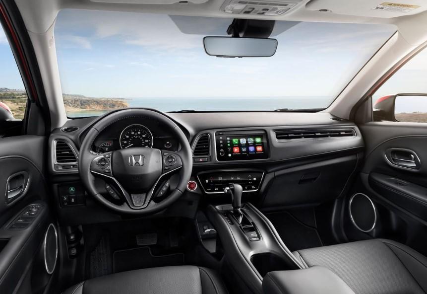 Interior Honda HRV 2020 OTR.id