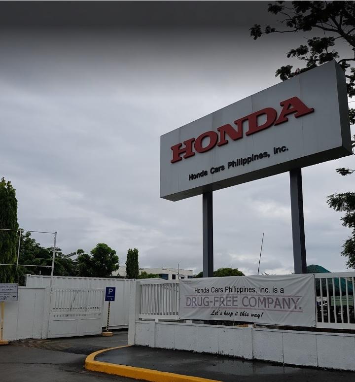 Pabrik Honda Filipina OTR.id