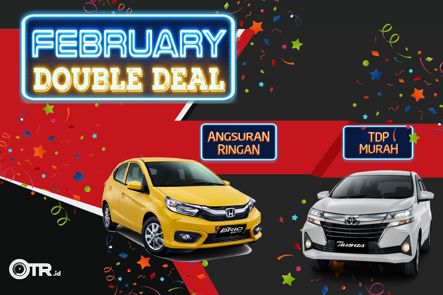 Promo February Double Deal OTR.id