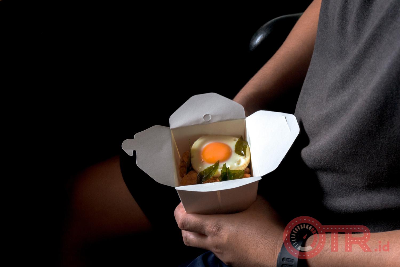 Siapkan makanan dan vitamin OTR.id