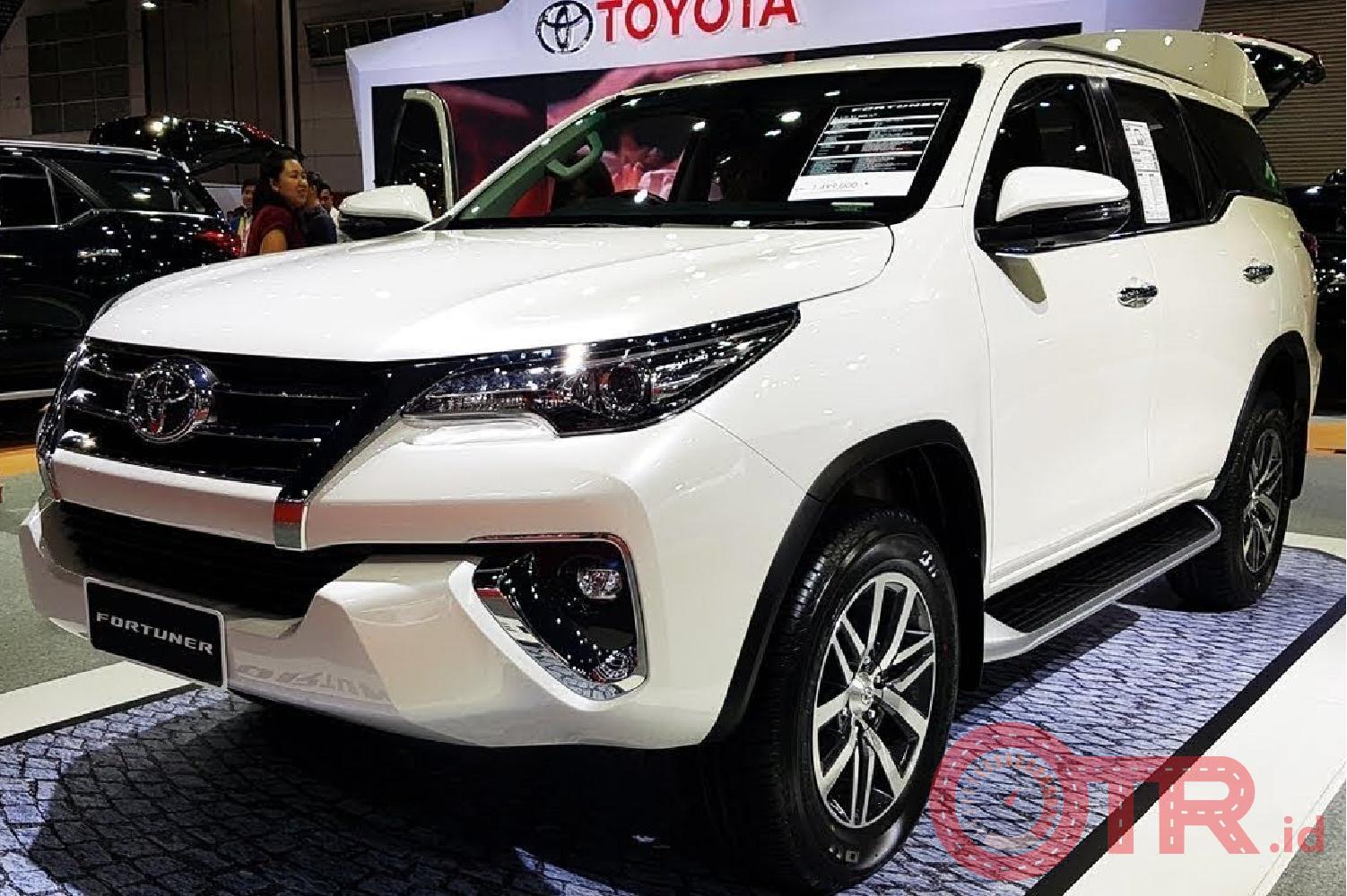 Toyota Fortuner OTR.id