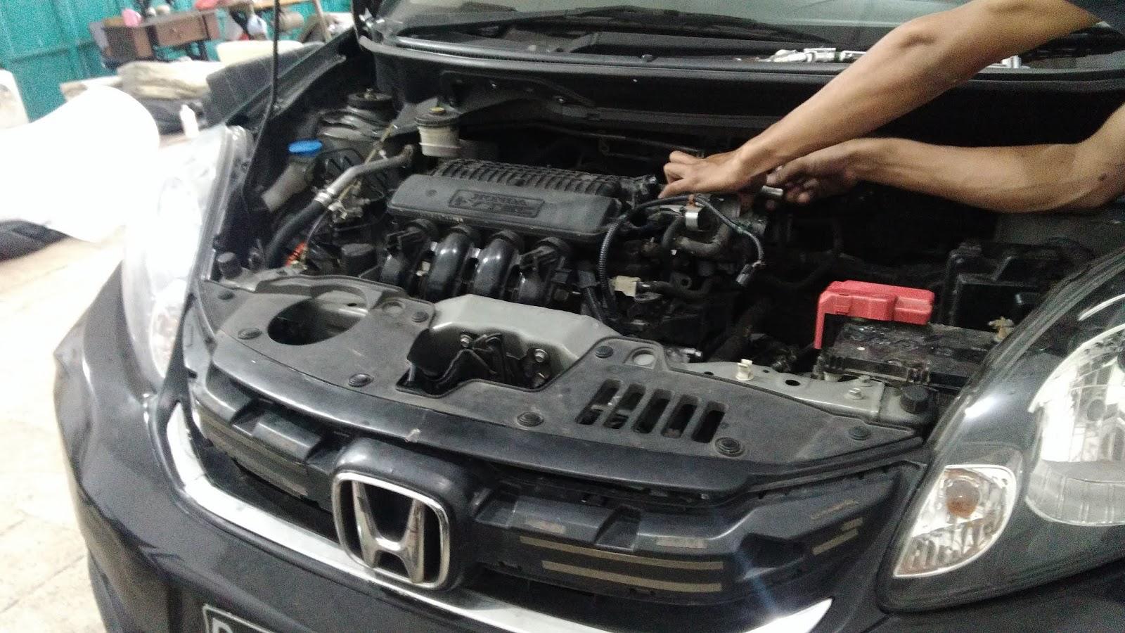 Biaya Servis Perawatan Mobil Honda 2020