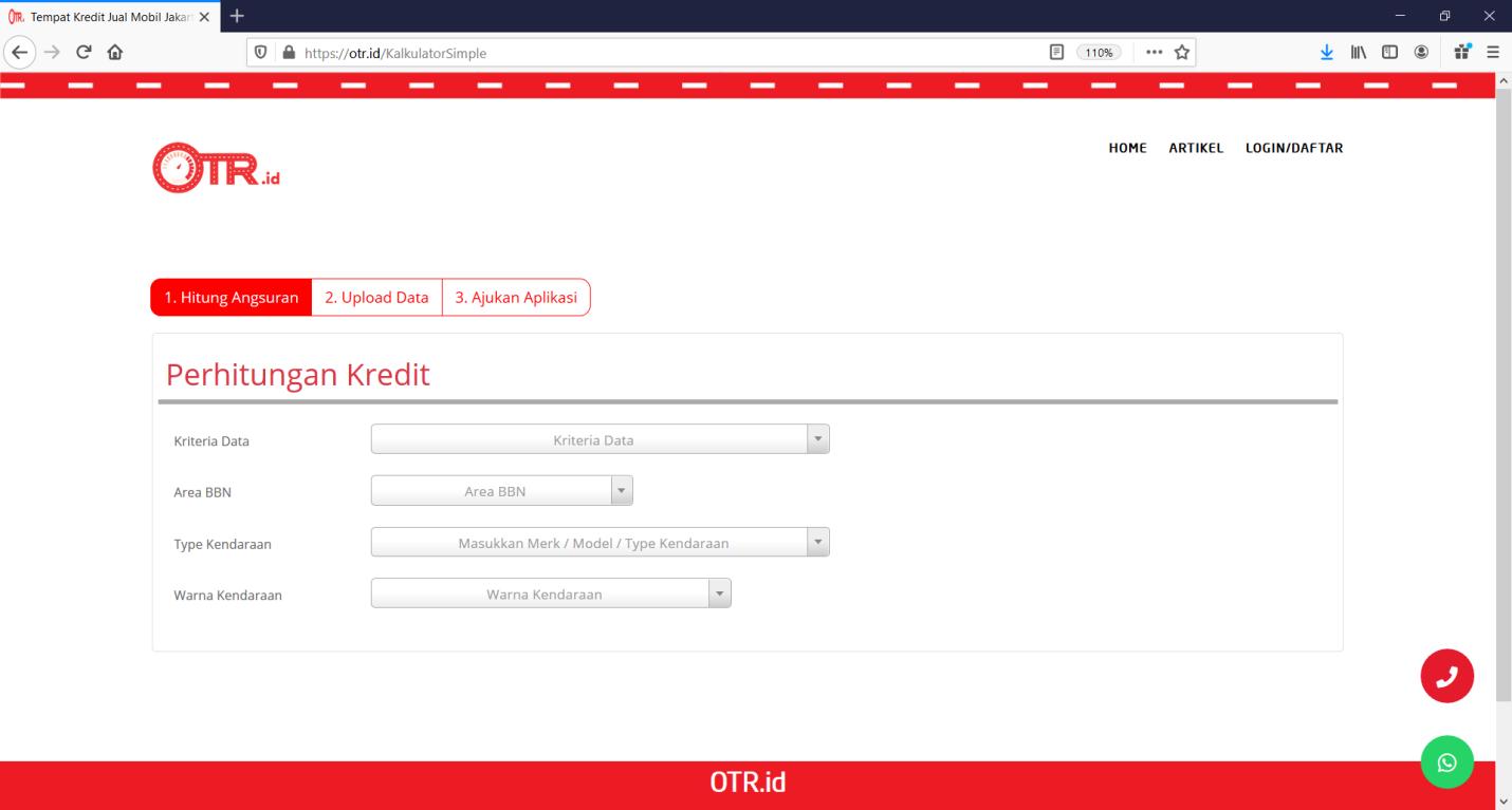 Kelebihan Kredit Mobilio Murah Berkualitas